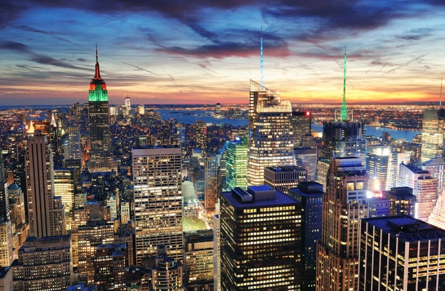 You could win a trip to NYC. Image courtesy of Shutterstock.