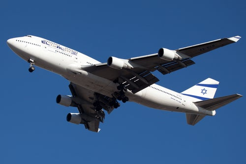 American's AAdvantage program is the only way to redeem awards on El Al, other than using miles in El Al's Matmid program.