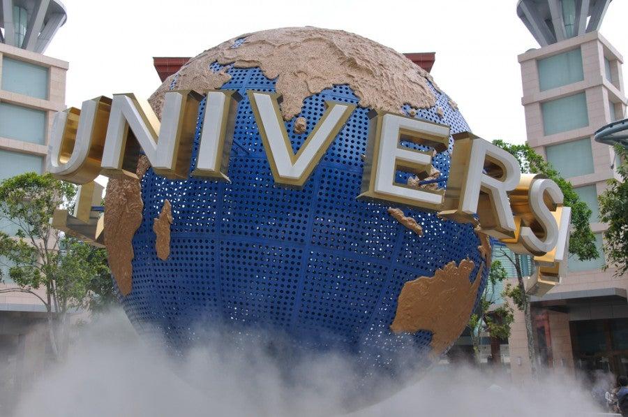 Universal Studio...image courtesy of Shutterstock