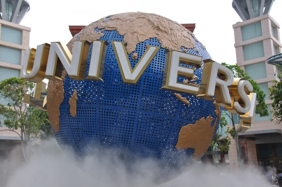 Universal Studio...image courtesy of Shutterstock