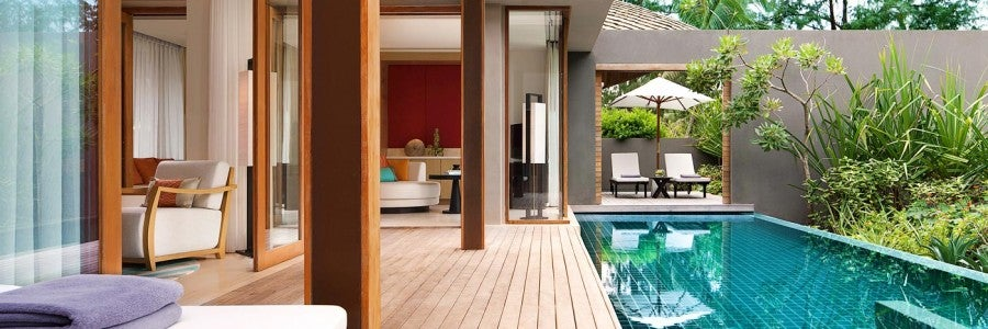 Marriott Gold and Platinum members would get free breakfast at hotels like the Renaissance in Phuket, Thailand.
