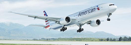 American's new 777-300ER planes offer international Wi-Fi.