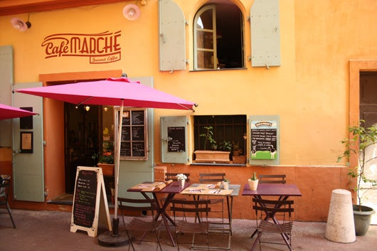 Cafe Marche