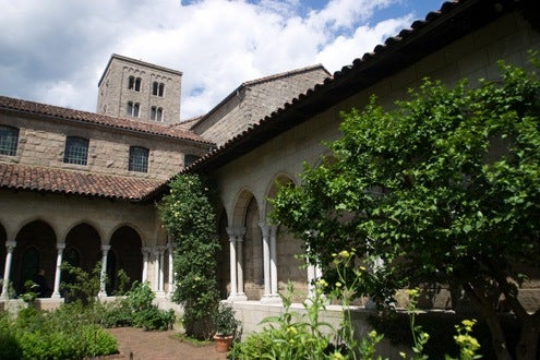 Historic charm at the Cloisters