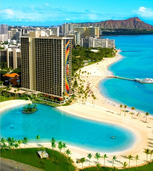 The Hilton Hawaiian Village features a highly acclaimed kids camp.