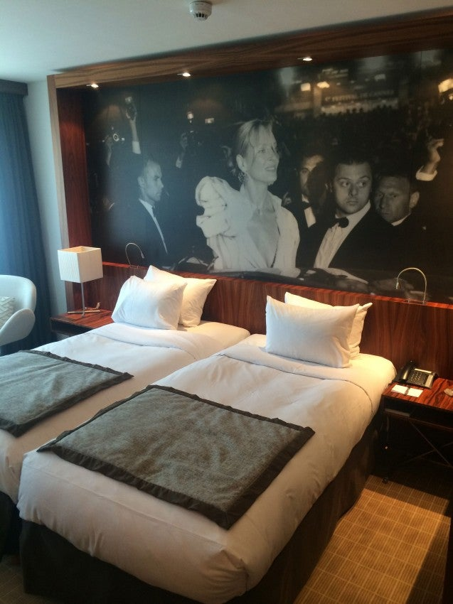 Twin Bed Hotel Room: Hotel Review: JW Marriott Cannes