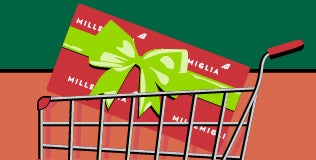 Get a bonus for buying Alitalia MilleMiglia miles