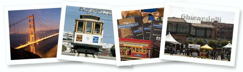 Win a chocolate filled trip to San Francisco