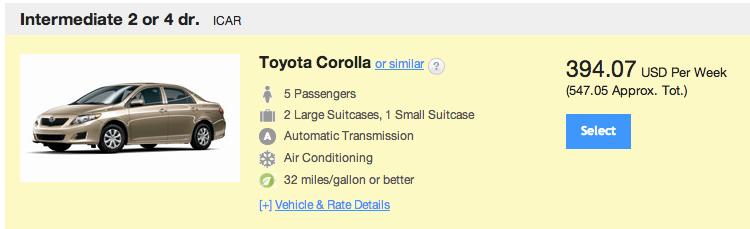 Boston logan airport rental car return 12