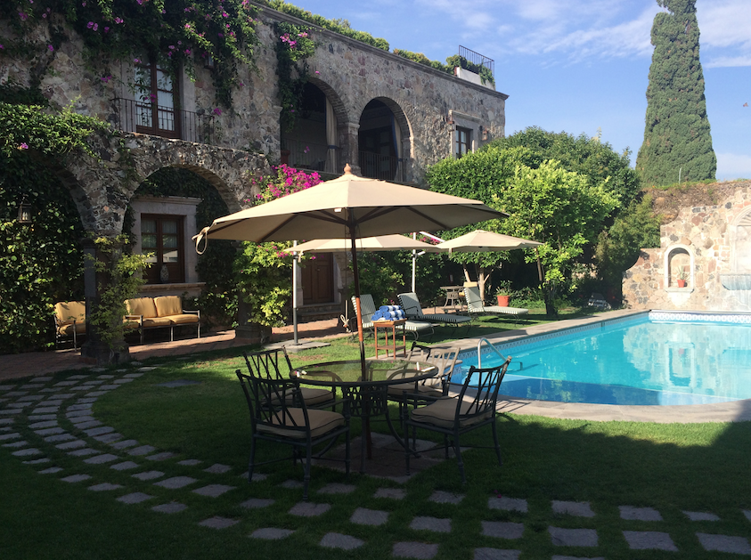 Pool & Gardens at Casa Sierra Nevada