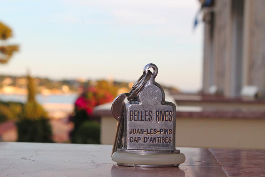 Hotel Belle Rives - Cap d'Antibes, France