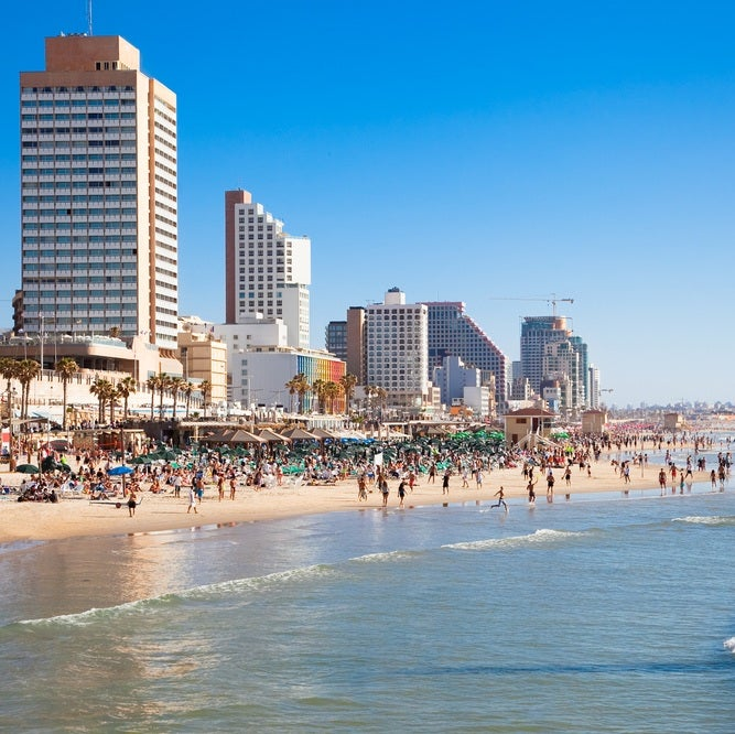 Tel Aviv featured image