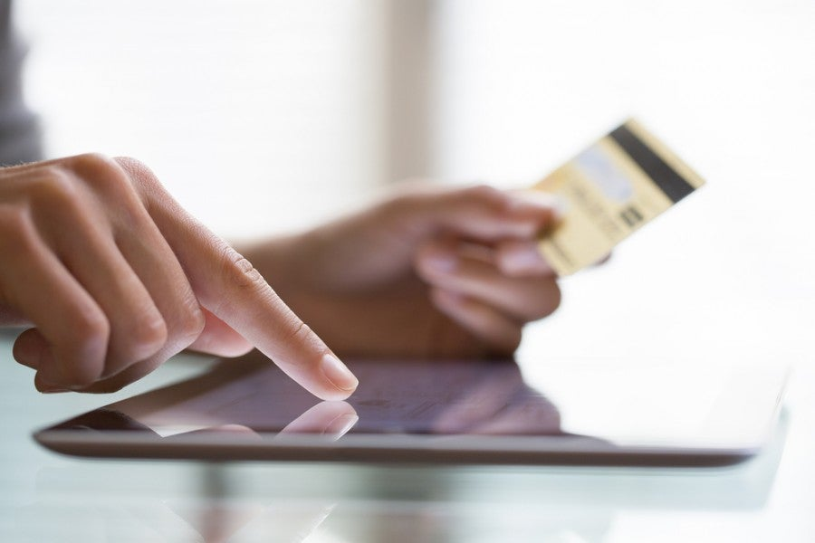 Make sure you are using the right credit card for all your business expenses. Image courtesy of Shutterstock