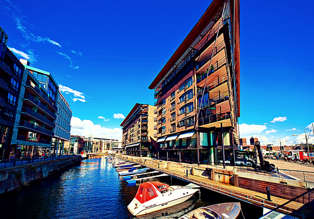 Win a trip to Norway, including a stay at Oslo's Thief Hotel