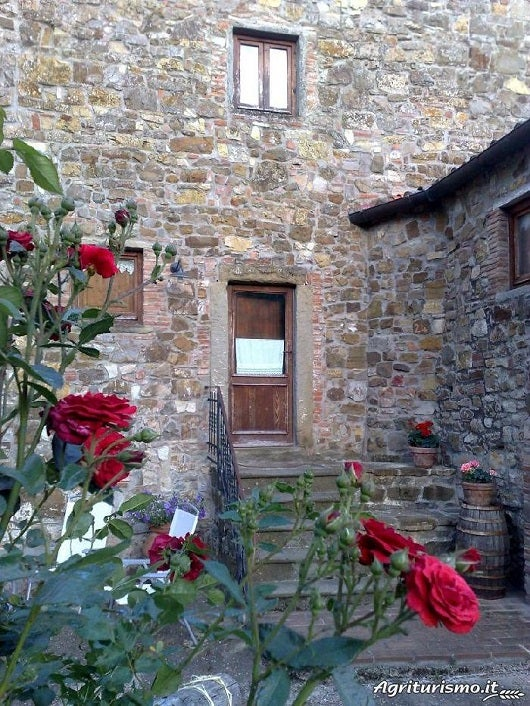 Agritourismo Podere Belvedere Olistico in Tuscany near Florence
