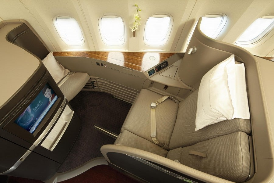 Cathay Pacific First Class Seats Are A Better Redemption Than Ever With A New Award Fare