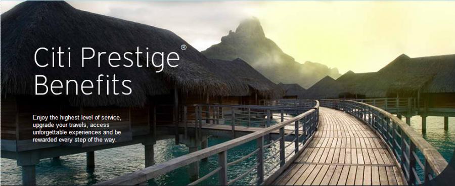 Citi prestige benefits