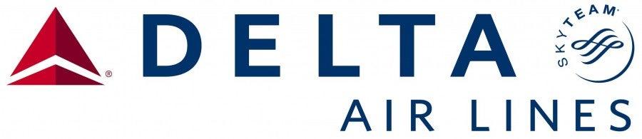 Delta logo banner