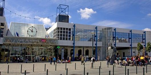 Gare de Rennes