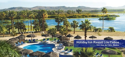 Holiday Inn Resorts seems to be the most family friendly brand within IHG.