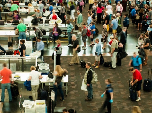 The new TSA fee hike can be costly. Image courtesy of Shutterstock.