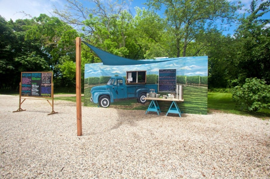 The Lunch Truck offers a casual but delicious alternative to the equally popular North Fork Table & Inn.