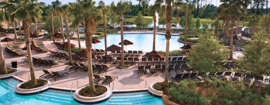 The low paid rates at the Hilton Bonnet Creek made using the certificates a less valuable proposition.