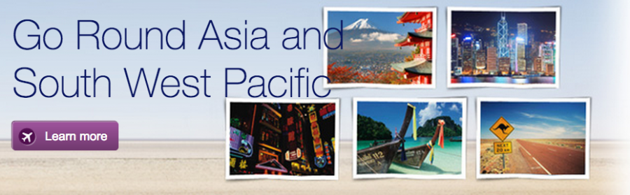 SkyTeam's new Go Asia and South West Pacific Pass