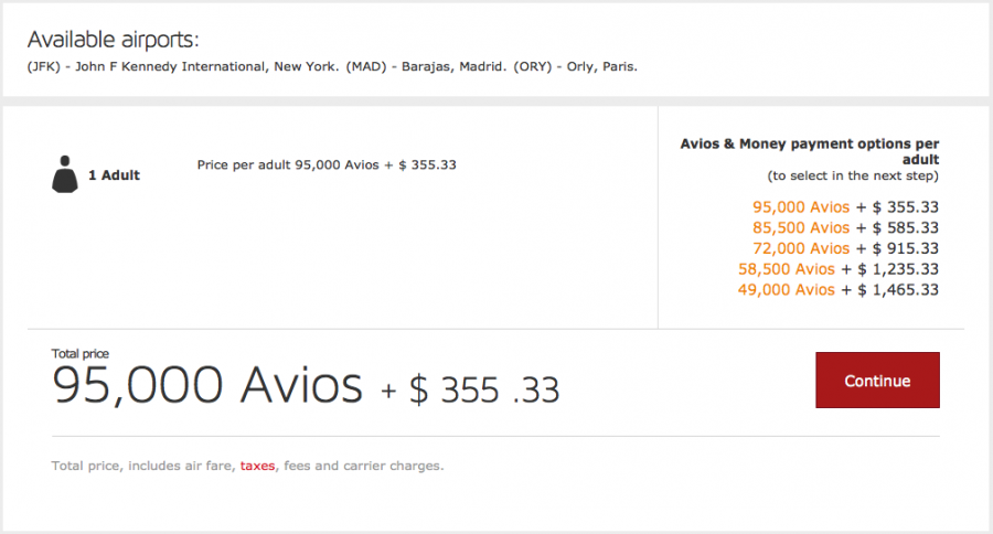 Saving 15,000 Avios by downgrading to coach on an intra-Europe flight? Sounds like a great deal to me!