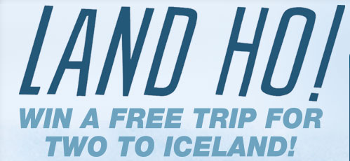 """To promote the adventure comedy film """"Land Ho,"""" Cinemark is giving away a three-day trip for two to Iceland"""