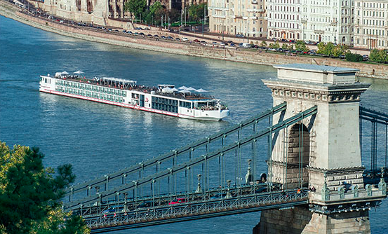 """Viking River Cruises is giving away a trip for two for its 2015 """"Romantic Danube"""" itinerary"""