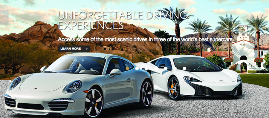 Select Waldorf Astoria properties will feature luxury driving experiences this fall