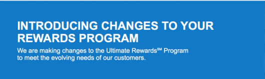 Chase just announced major changes to their Chase Freedom card.