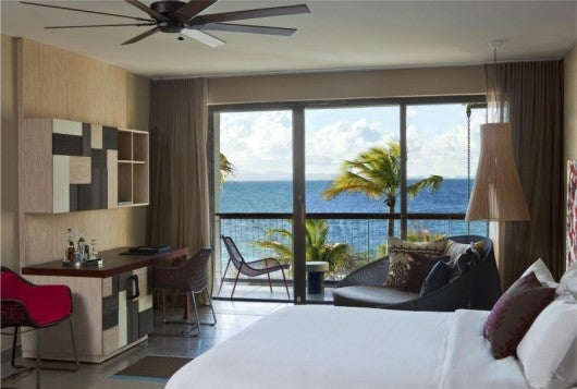 A Fabulous Ocean front room at W Vieques