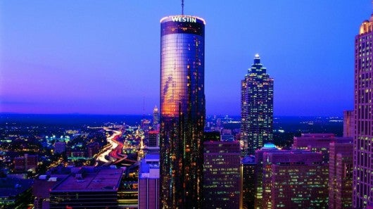 The Westin PeachTree Plaza Atlanta