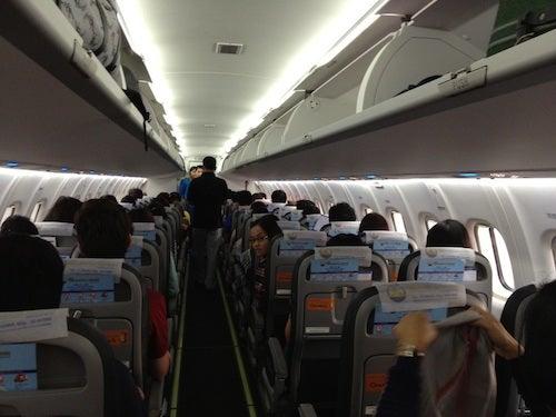 Flight Reviews Myanmar Domestic Flights On Mann Yadnarapon And KBZ