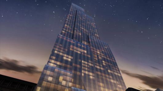 The Park Hyatt New York officially opened this week.