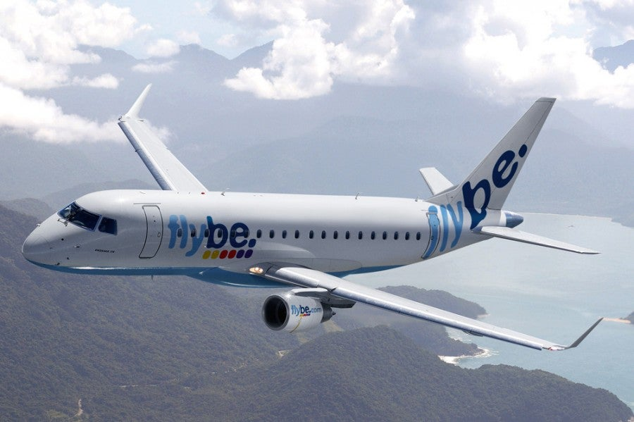 A pilot at UK carrier Flybe momentarily lost his prosthetic arm in flight, but managed to safely land the plane