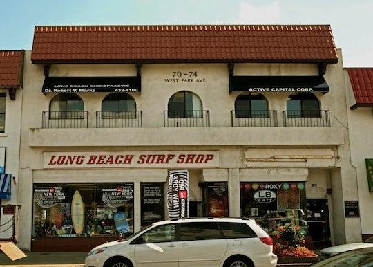 Photo courtesy of Long Beach Surf Shop