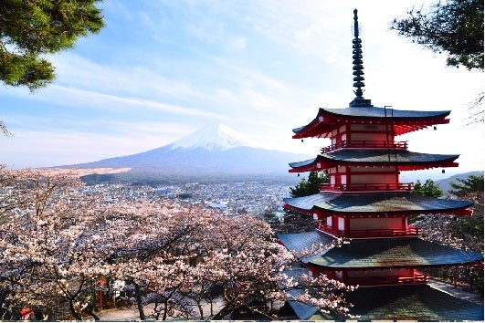 Flights to Tokyo are a great use of frequent flier miles.