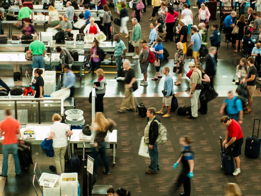 Higher TSA fees won't translate into shorter lines at the airport for years - if ever