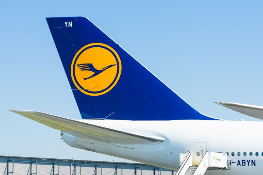Lufthansa's first class is my preferred way to fly from Europe to America