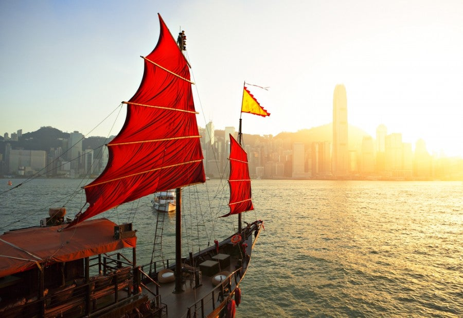 One of the Go Asia and South West Pacific Pass' 26 countries/city-states is Hong Kong (Image courtesy of Shutterstock)