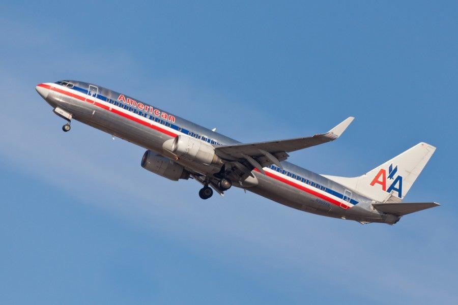 If you want to fly on AA, you won't be able to book on Orbiz. Image courtesy of Chris Parypa Photography/Shutterstock.