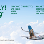 More cheap fares on Frontier!
