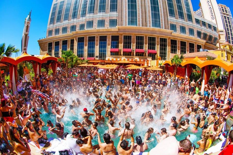 8 Hottest Las Vegas Pool Parties To Hit Before Summer S