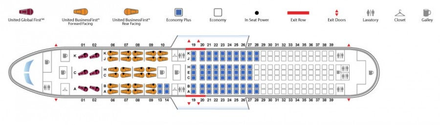 Flight Review United 767 300 Businessfirst Transatlantic The Points Guy