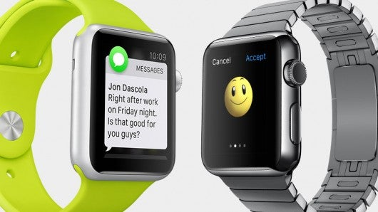Apple Launches Apple Watch.