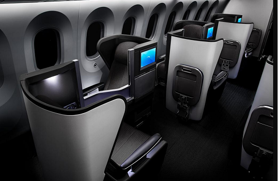 You can score some great deals on Business Class flights including on British Airways.
