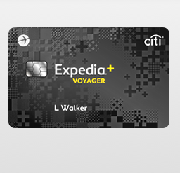 Expedia voyager feat